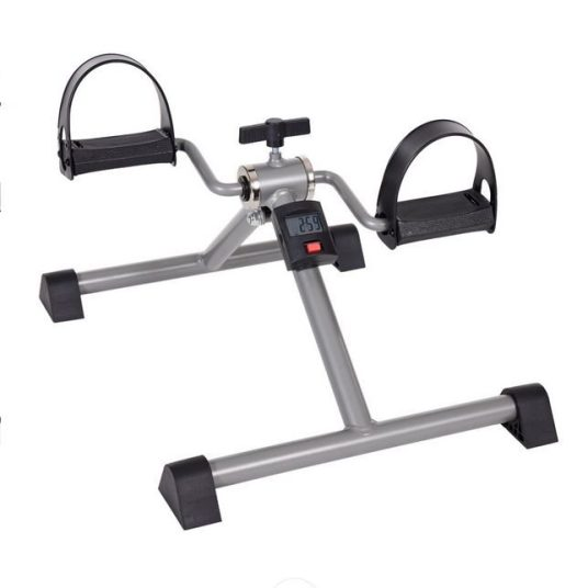Folding upper & lower body cycle with monitor for $21