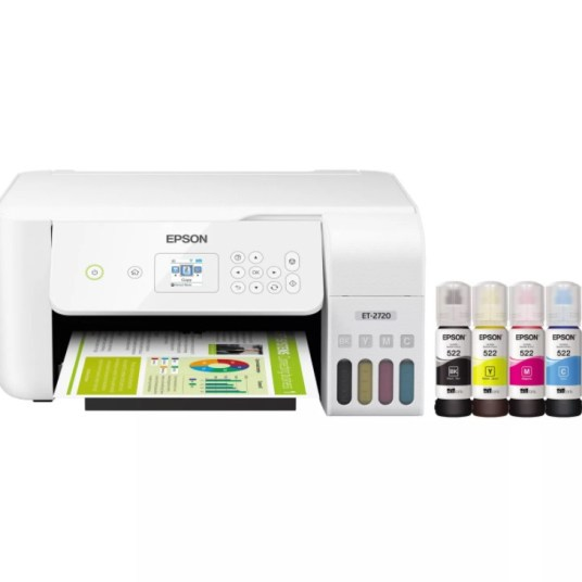 Epson EcoTank all-in-one printer from $200