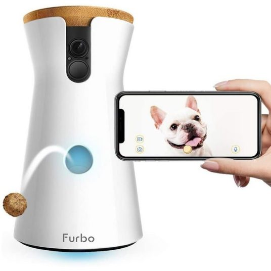 Today only: Furbo Alexa-enabled dog camera for $134