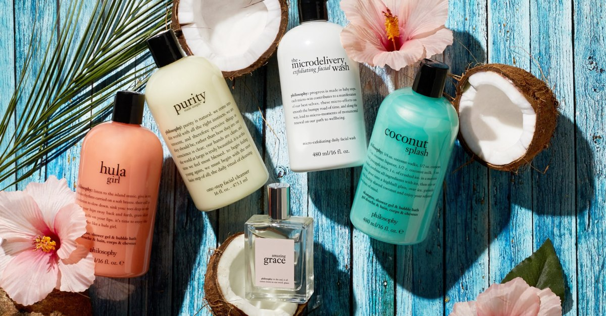 Philosophy: Save 35% with code for Singles Day