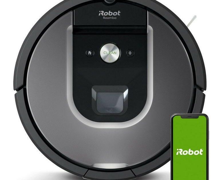 Refurbished iRobot 960 vacuum for $250