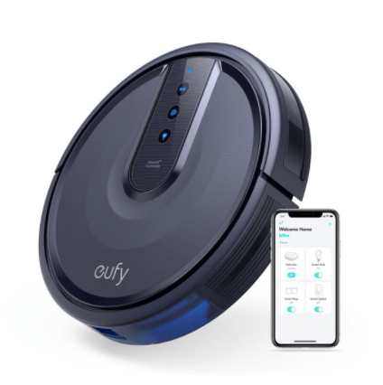 Eufy RoboVac 25C Wi-Fi connected robot vacuum for $99
