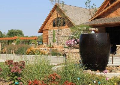 McCrory Gardens Education Visitor Center