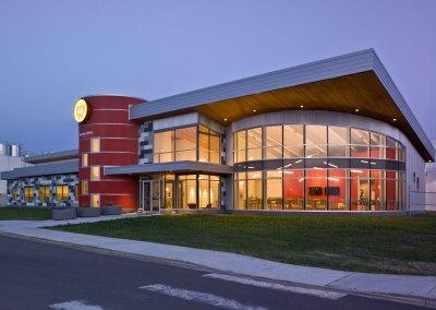 Bel Brands Administration Building