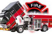 osceola fire department fire truck