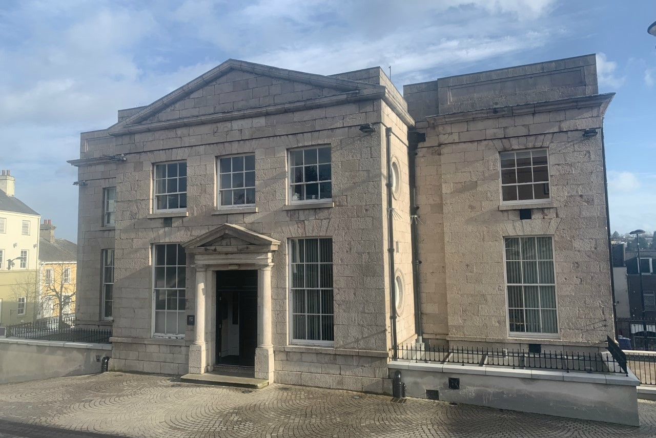 AmmA Building Restoration Armagh