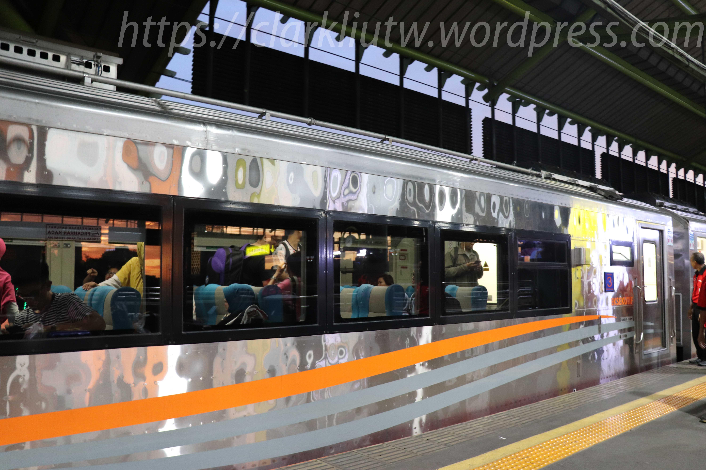 [印尼自由行]2019Traveloka線上訂印尼火車票GMR-BDG萬隆火車票訂購-Executive class-Argo Parahyangan 28 – Selamat Datang