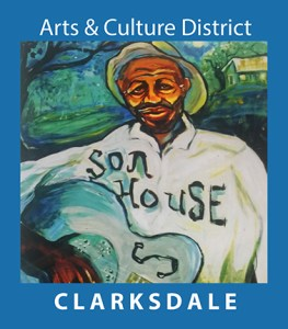 Clarksdale's Son House, perhaps the most important bluesman of all.