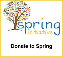 Donate to Spring Initiative.