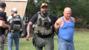 """255 people in north Mississippi face charges from homicide, drug distribution and arson to failing to register as a sex offender after being arrested during """"Operation Triple Beam."""""""