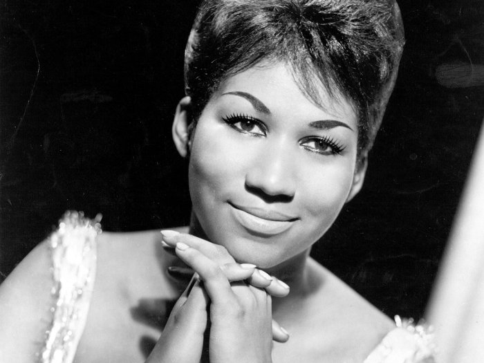 Soul singer Aretha Franklin poses for a portrait in 1964. (Photo by Michael Ochs Archives/Michael Ochs Archives/Getty Images)