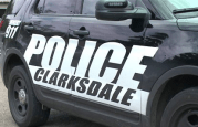 Clarksdale Police Department.
