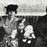 Recy Taylor and family.