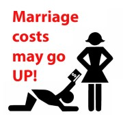 Mississippi marriage license costs could go up.