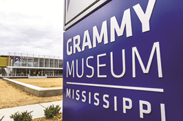 The Grammy Museum Mississippi, Cleveland, MS.
