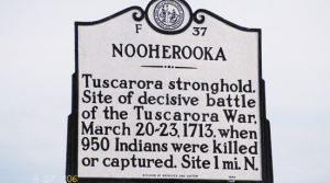 Tuscarora Massacre (Image | Wikimedia Commons )