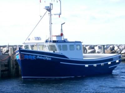 Cape Island Boat