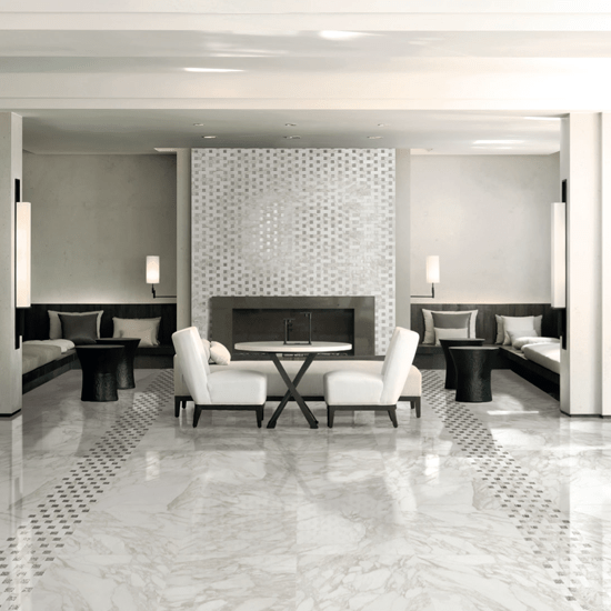 Calacatta  Clarkston Stone  Tile Retail Showroom 6678