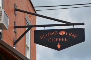 Café Plumb Line on University Ave