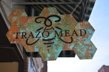 Trazo Mead is located at 116 Franklin St. in downtown Clarksville, May 2021 (Lee Erwin).