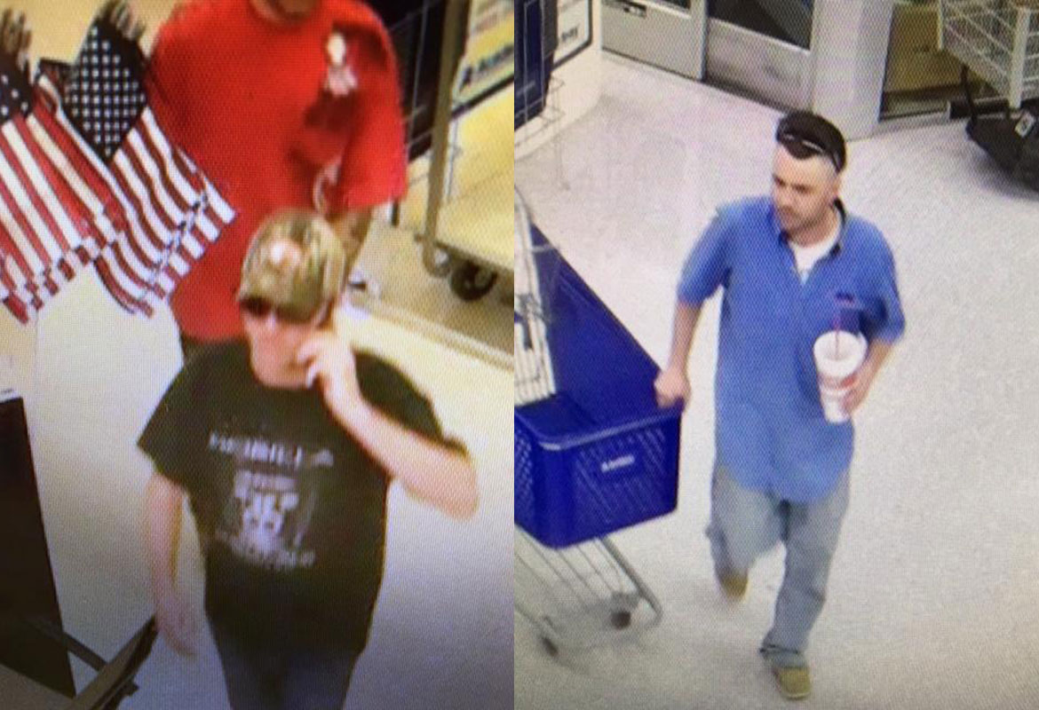 Academy Sports shoplifters wanted by Clarksville police  ClarksvilleNowcom