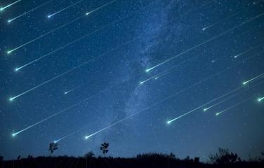 Meteor shower occurring through October to peak next week ...
