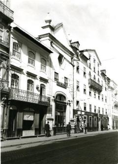 (FOTO 16) Fachada do colégio de São Boaventura.