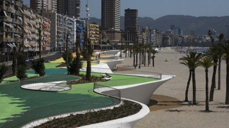 West Beach Promenade