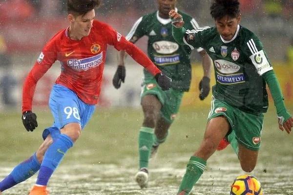 Liga 1, etapa 26: FCSB - Sepsi Sfântu Gheorghe 2 - 0