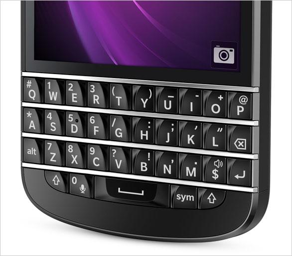 La BlackBerry (presentación libre)