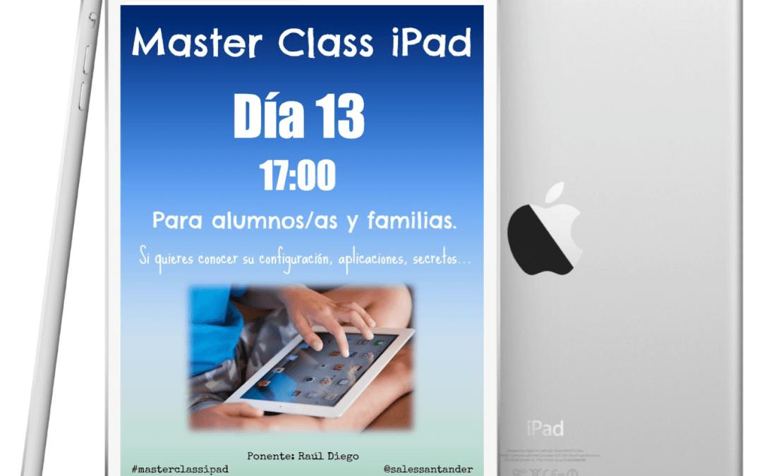 Master Class de iPad
