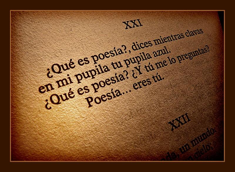 Maratón de Poesía.