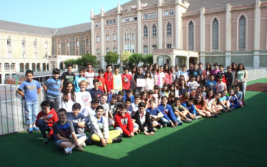 Los alumnos de 6º presentan su proyecto