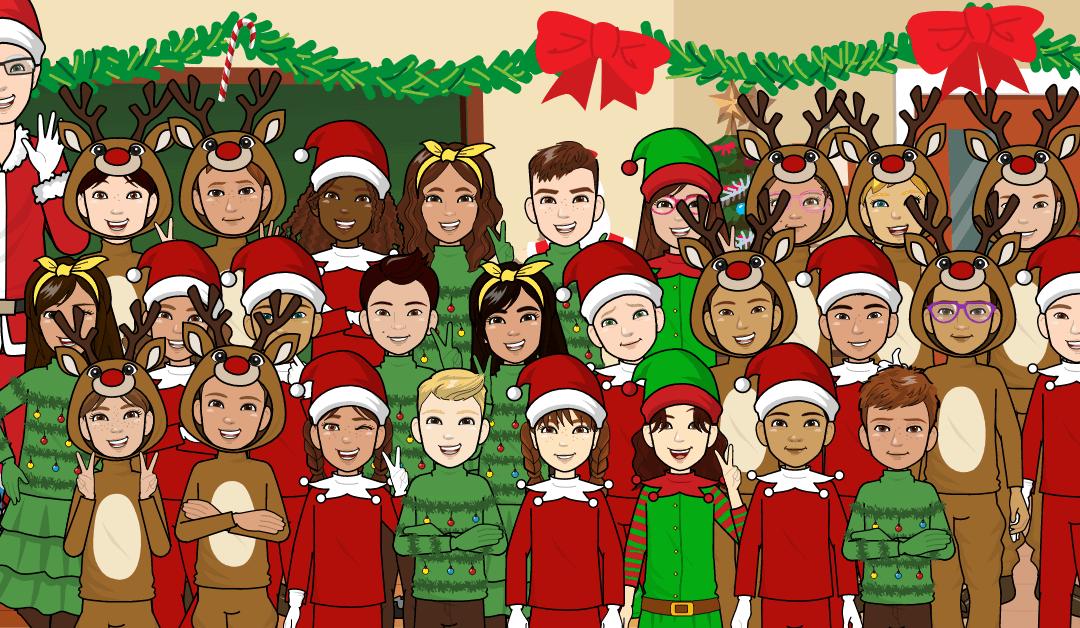 Os deseamos una Feliz Navidad a todos