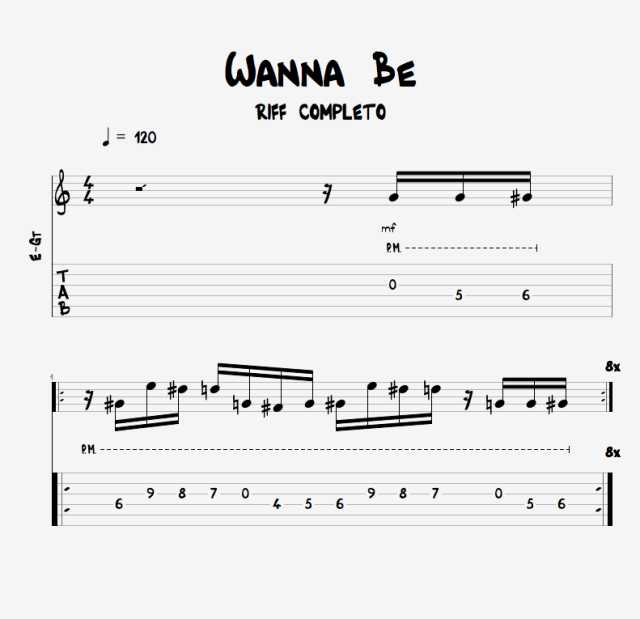 Wanna Be