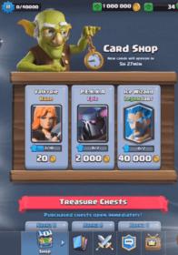 Compra para monedas