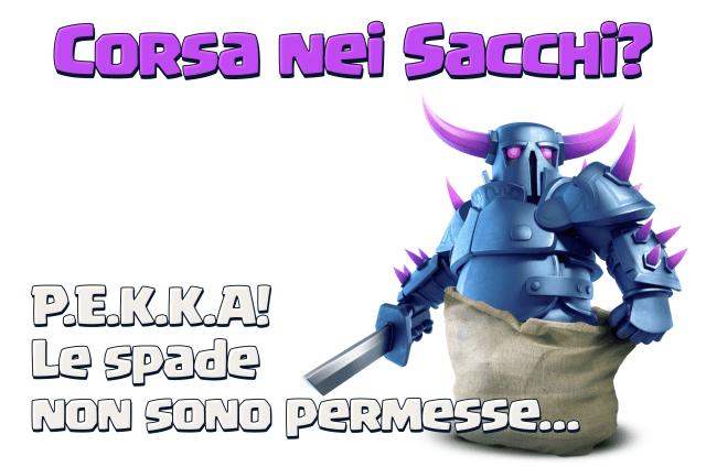 ITA Clans CorsaSacchi - Sneak Peek #2: Arrivano i Giochi dei Clan!