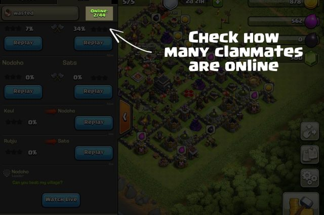 oct update social clan online - Sneak Peek: miglioramenti social, utenti online e nuovi badge clan!