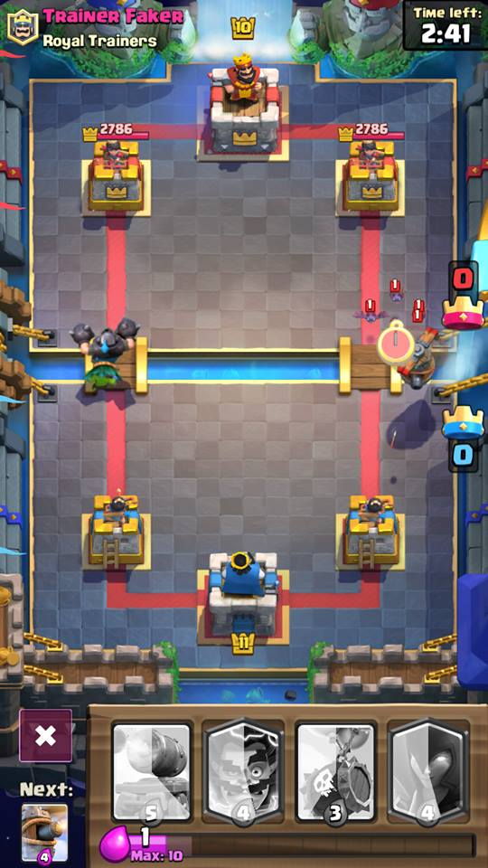 Clash Royale Private Server (1)