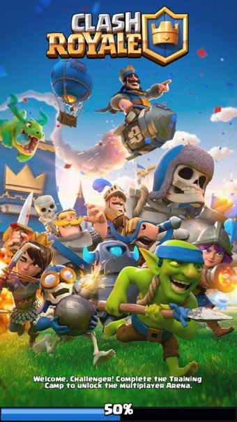 Clash Royale Private Servers December 2017 (Android & iOS)