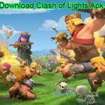 Download Clash of Lights APK 2018 | Unlimited Gems, Gold, Elixir | 85 MB