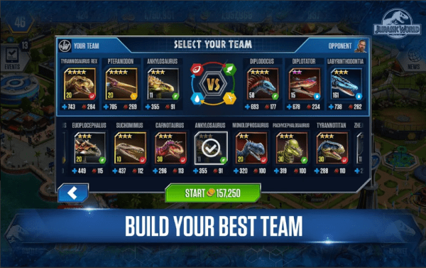 Download Jurassic World ™: The Game Mod Apk