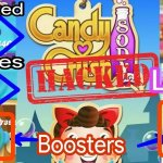 Download Candy Crush Saga Mod Apk v 1.129.0.2 [Unlimited Lives]✅