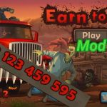 Download Earn to Die 2 Mod Apk v 1.3 [Unlimited money]✅