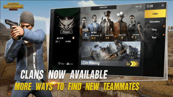 Download PUBG Mobile Mod Apk v 0 7 0 [Unlimited money / Gold]✅