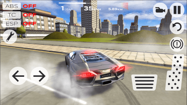 Get Extreme Car Driving Simulator Mod Apk