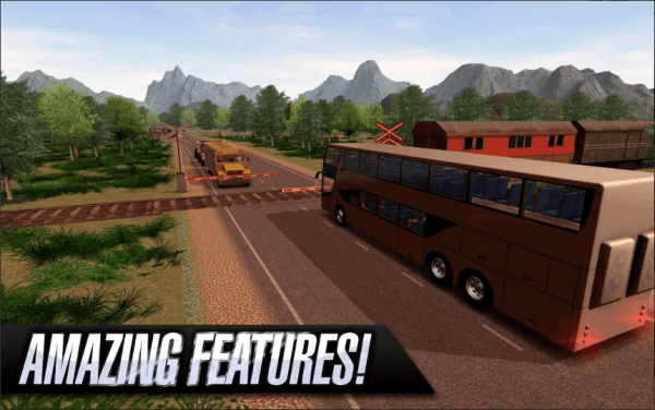 Download Bus Simulator 2015 Mod Apk