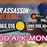 Download Sniper 3D Assassin Mod Apk v 2.16.8 [Unlimited Gems]✅