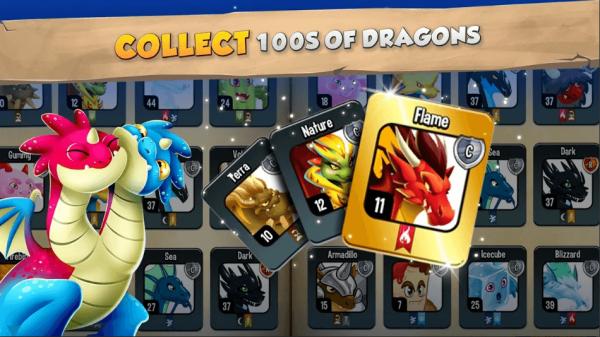 Download Dragon City Mod Apk