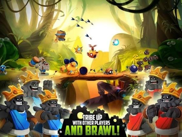Download Badland Brawl Mod Apk